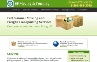 SF Moving and Trucking