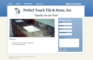 Perfect Touch Tile and Stone, Inc